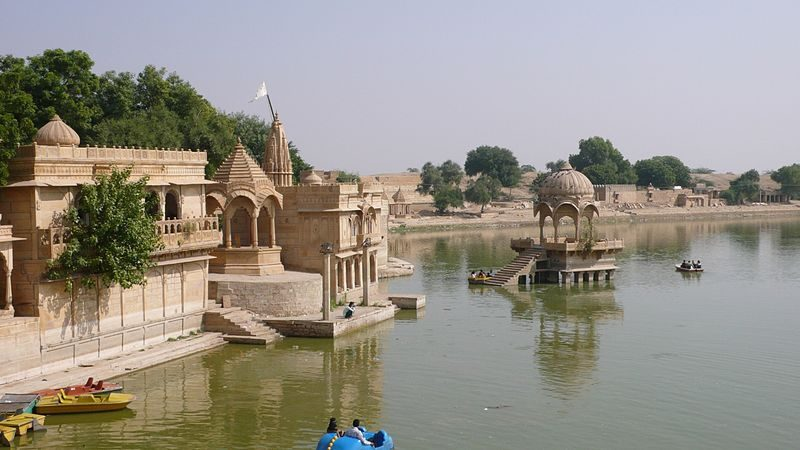 unusual places to visit in Rajasthan